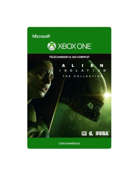 Alien - Isolation - The Collection Jeu Xbox One à télécharger
