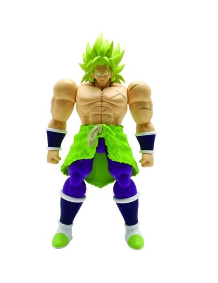 DRAGON BALL SUPER - Figurine Géante Super Limit Breaker 30 cm - Broly du film