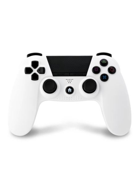 Manette Under Control Bluetooth blanche pour PS4