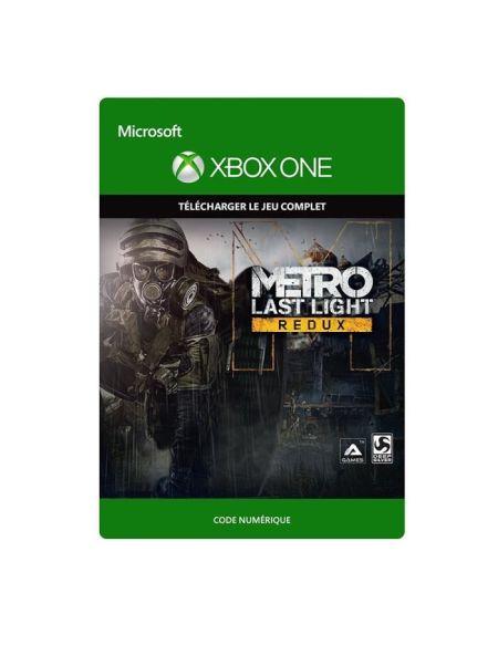 Metro Last Light - Redux Jeu Xbox One à télécharger