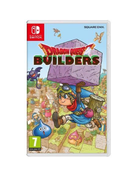 Dragon Quest Builders Jeu Switch
