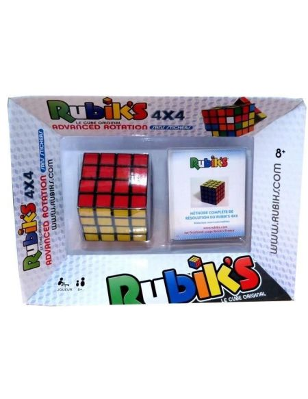 WINGAMES Rubik's Cube 4x4 Advanced Rotation
