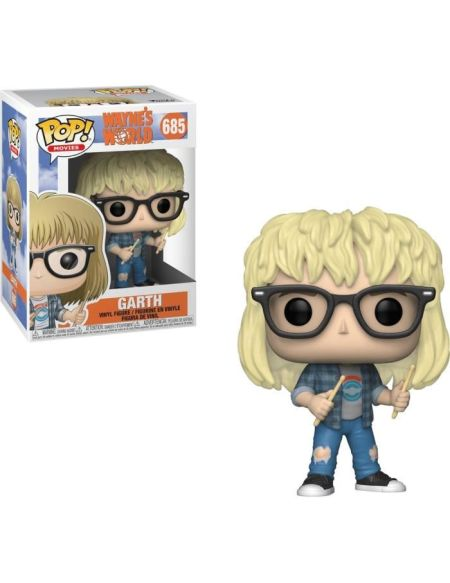 Figurine Funko Pop! Wayne's World: Garth