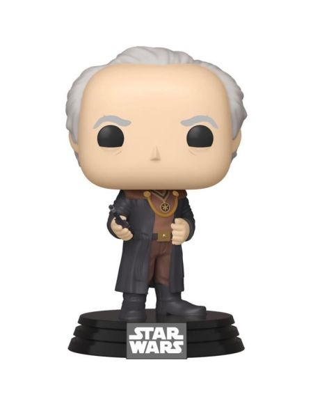 Figurine Funko Pop! N°346 - Star Wars Mandalorian - Le Client