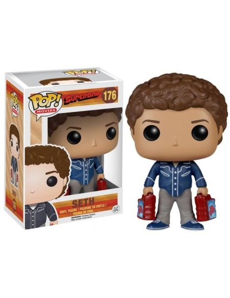 Figurine Funko Pop! Superbad: Seth