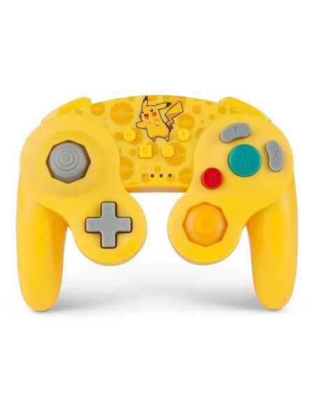 POWER A Manette Nintendo Switch Wired controller GC - Pikachu