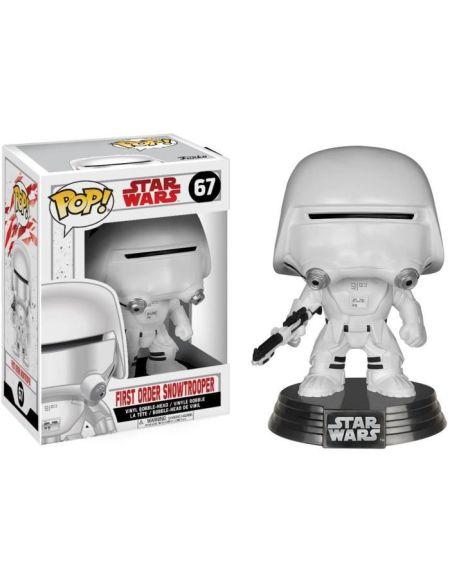 Figurine Toy Pop N°67 - Star Wars - Episode VIII - Snowtrooper