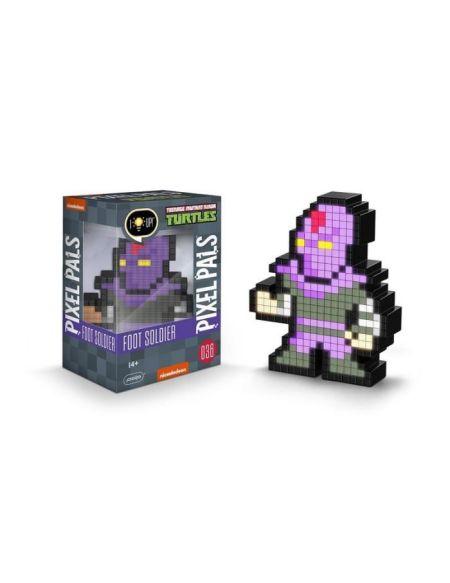 Figurine Pixel Pals Tortue Ninja : Foot Soldier
