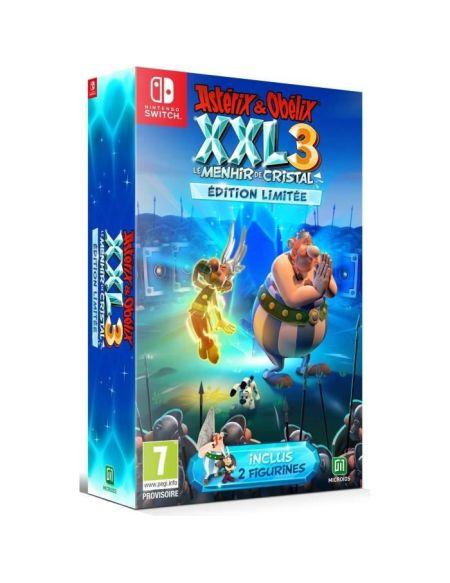 Astérix & Obélix XXL 3 Le Menhir de Cristal Edition Limitée Jeu Switch