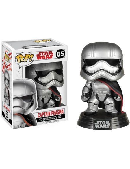Figurine Toy Pop N°65 - Star Wars - Episode VIII - Captain Phasma