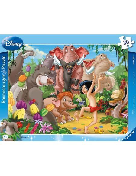 LE LIVRE DE LA JUNGLE Puzzle 30 pcs - Disney