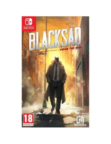 BlackSad Under the Skin Edition Limitée Jeu Switch
