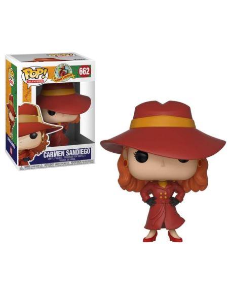 Figurine Funko Pop! Carmen Sandiego