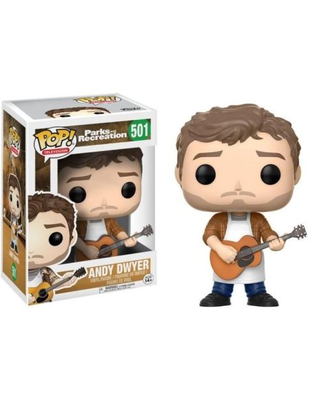 Figurine Toy Pop N°501 - Parks and Recreation - Andy Dwyer