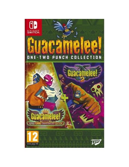 Guacamelee! One-Two Punch Collection Jeu Nintendo Switch