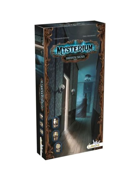 ASMODEE Mysterium - Extension Hidden Signs