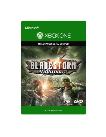 Bladestorm - Nightmare Jeu Xbox One à télécharger