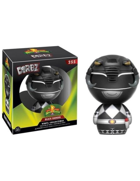 Figurine Funko Dorbz Power Rangers : Black Ranger