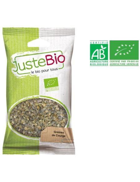 Graines de courges décortiquées bio 80g Juste Bio