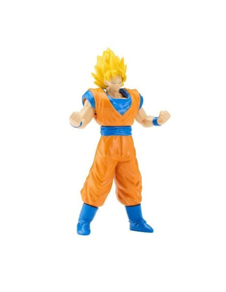 DRAGON BALL Goku Super Saiyen Figurine Power up - 9 cm