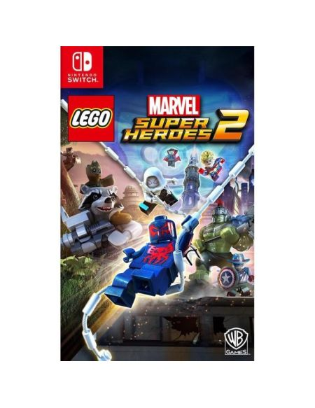 Lego Marvel Super HerŒs 2 Jeu Switch