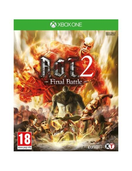 Attack on Titan 2 : Final Battle Jeu Xbox One