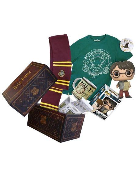 WOOTBOX Coffret Cadeau Harry Potter - Taille M