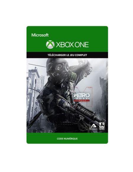 Metro 2033 - Redux Jeu Xbox One à télécharger