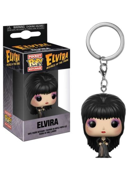Porte-clé Funko Pocket Pop! Elvira