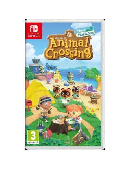 Jeu Nintendo Switch Animal Crossing : New Horizons