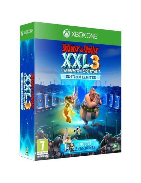Astérix & Obélix XXL 3 Le Menhir de Cristal Edition Limitée Jeu Xbox One