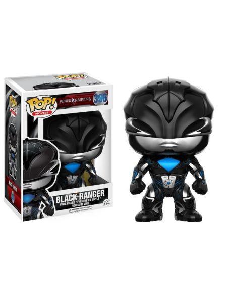 Figurine Funko Pop! Power Rangers : Black Ranger