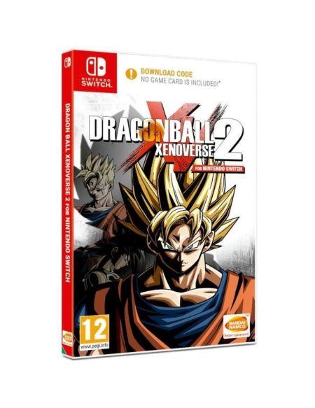 Dragon Ball Xenoverse 2 Jeu Nintendo Switch - Code in a box