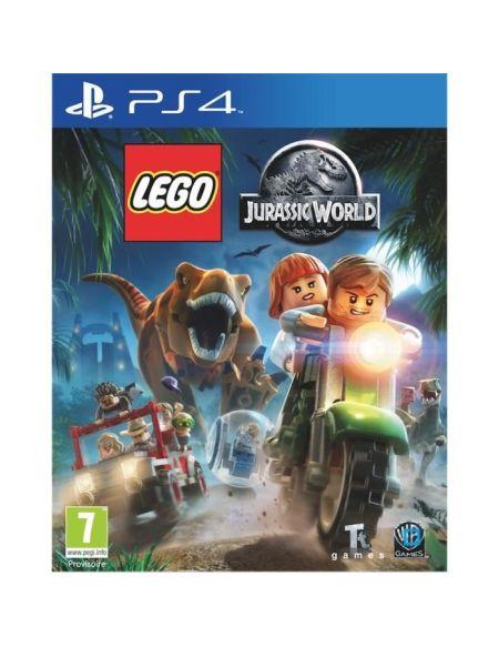 Lego Jurassic World PS4 - Jeu PS4