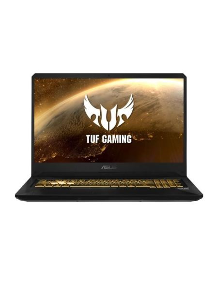 "PC Portable Gamer - ASUS TUF705DT-AU042T- 17,3""FHD - Ryzen 5-3550H- RAM 8Go - Stockage 512Go SSD - GTX1650 4Go + Windows 10"