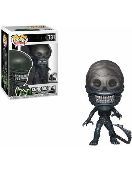 Figurine Funko Pop! Movies: Alien 40th - Xenomorph