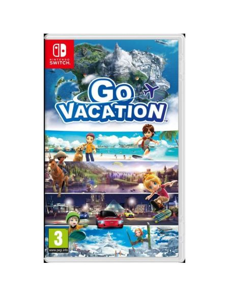 Go Vacation Jeu Nintendo Switch