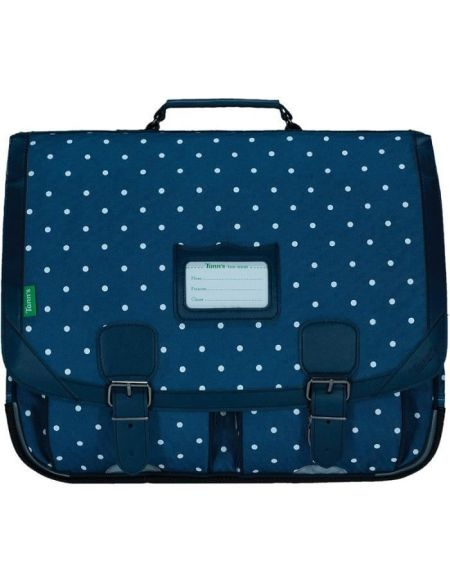 TANN'S Cartable 41 cm Les Fantaisies Angèle Denim Bleu