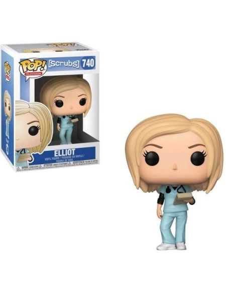 Figurine Funko Pop! Scrubs: Elliot