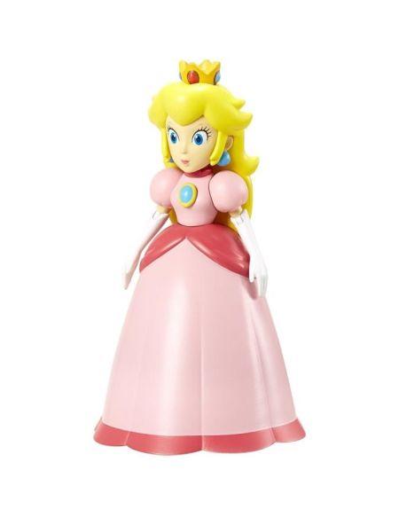 Figurine - Nintendo - Princesse Peach avec Couronne