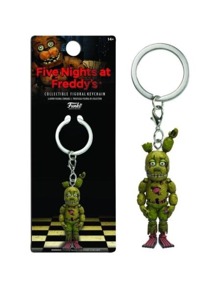 Porte-clé Funko Home & Accessories Five Nights at Freddy's : Springtrap