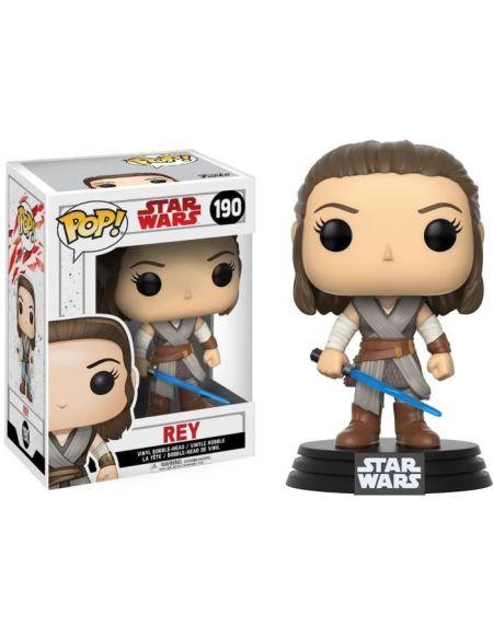 Figurine Toy Pop N°190 - Star Wars - Episode VIII - Rey