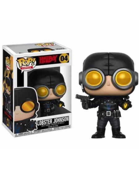 Figurine Funko Pop! Hellboy: Lobster Johnson