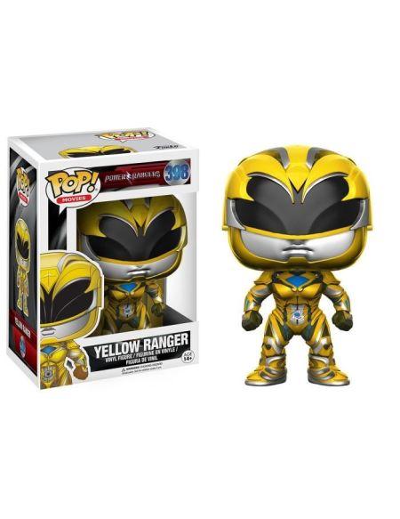 Figurine Funko Pop! Power Rangers : Yellow Ranger