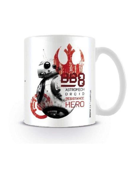 Mug Star Wars Les derniers Jedi - BB-8 Restistance Hero