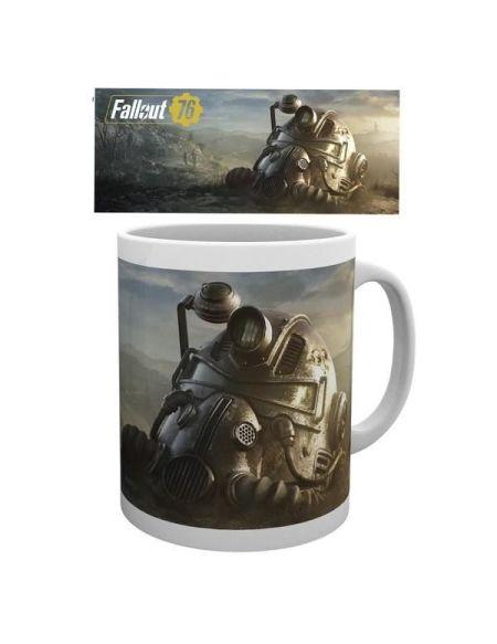 Mug GB Eye Fallout 76 : Dawn
