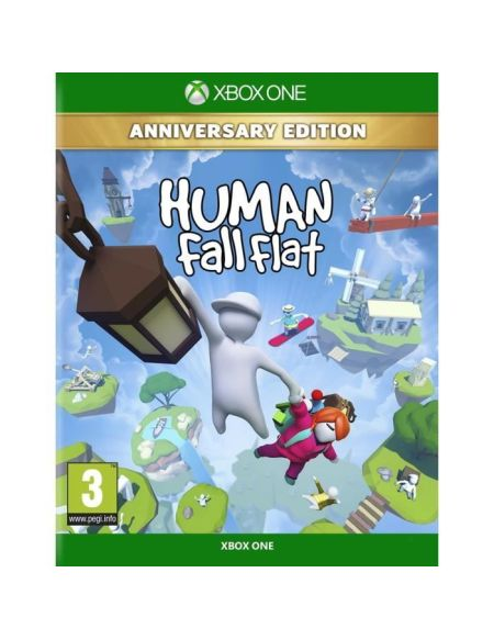 Human Fall Flat Anniversary Edition Jeu Xbox One