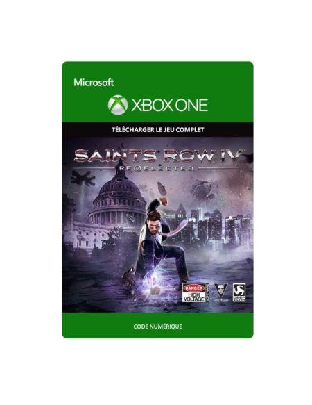 Saints Row IV - Re-Elected Jeu Xbox One à télécharger