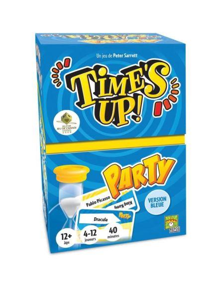 TIME'S UP Party Bleu - Jeu de Société