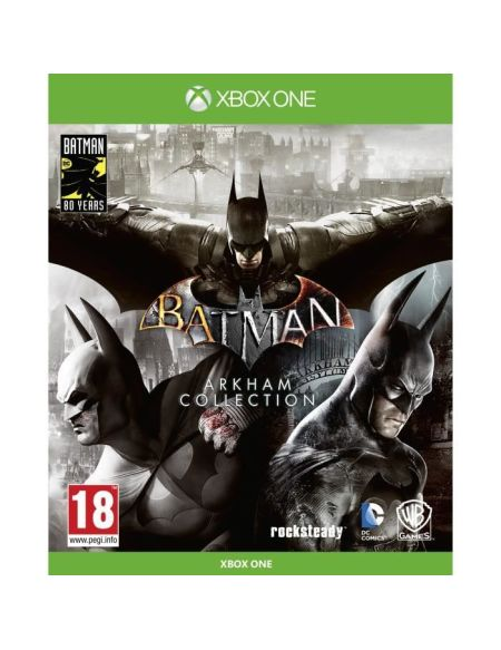BATMAN: Arkham Collection Jeu Xbox One